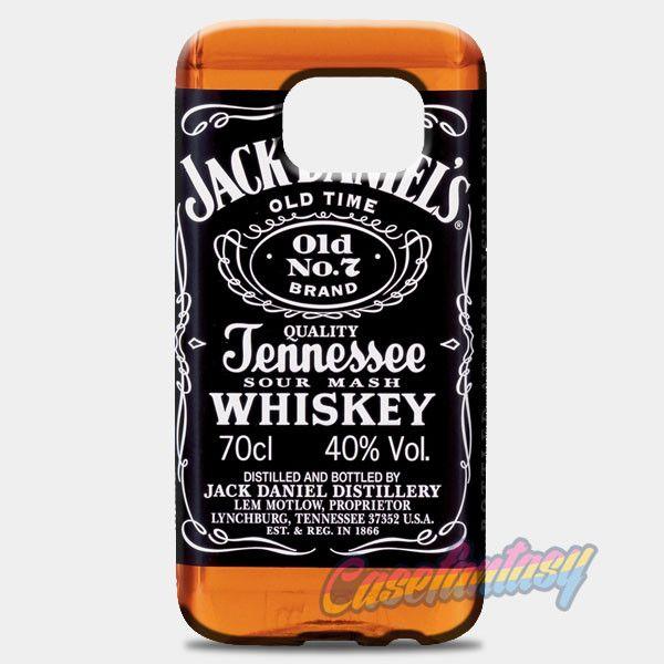 Jack Daniels Black Label Samsung Galaxy S8 Plus Case | casefantasy