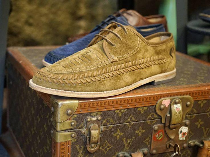 Hudson shoes zapato inglés que ha dado con la mezcla justa entre lo clásico y lo moderno. Solo en #RegalizFunwear. Envíos gratis sin aduanas ni gastos de devolución en #Canarias. #beTrendy #beFunWear