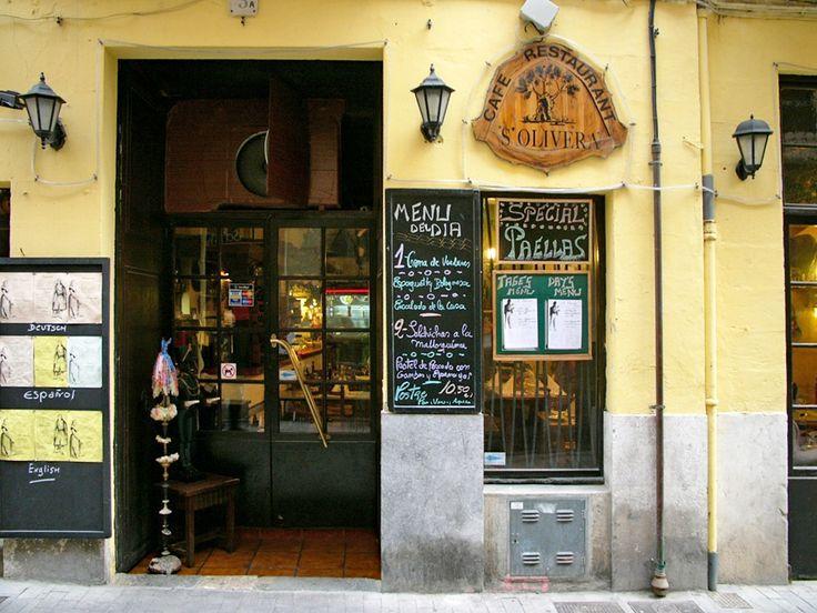 Restaurant Olivera Cafe • Palma de Mallorca