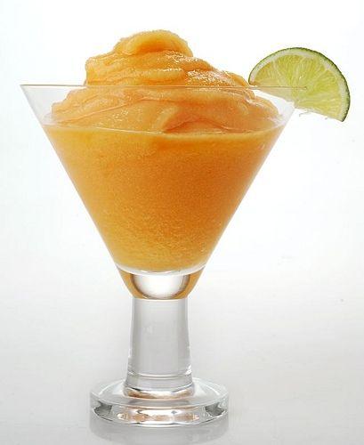 Heladdo de naranja ligero thermomix
