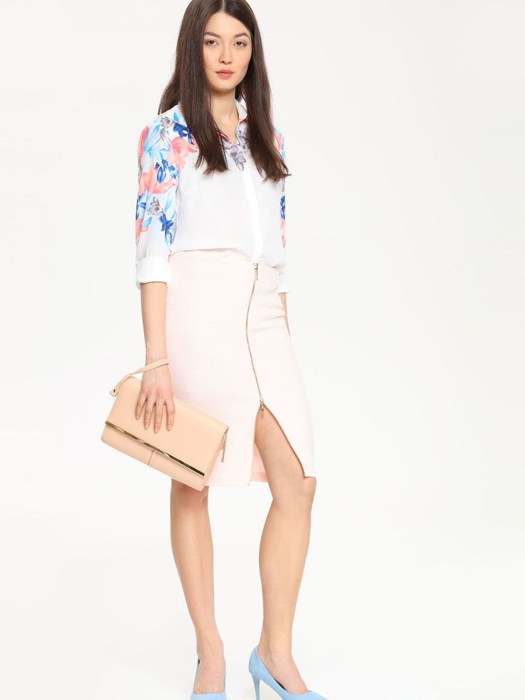 Top Secret TSD0471 Pink Skirt