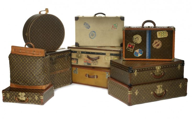 Glamourous luggage for Goodwood Revival | Homes and Antiques