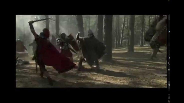 Starożytny Rzym - Gniew Bogów (HD)