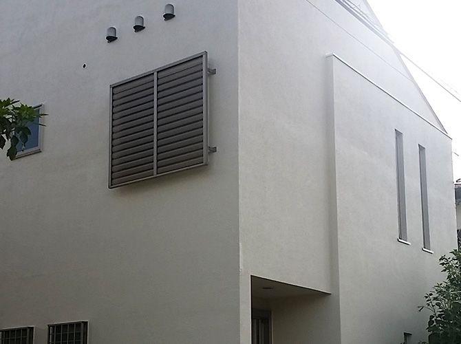 東京都杉並区の外壁塗装・屋根塗装工事の施工事例