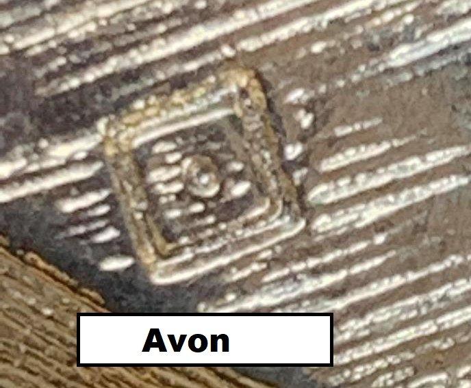 Avon Jewelry Mark In 2020 Square Jewelry Avon Jewelry Jewelry Maker