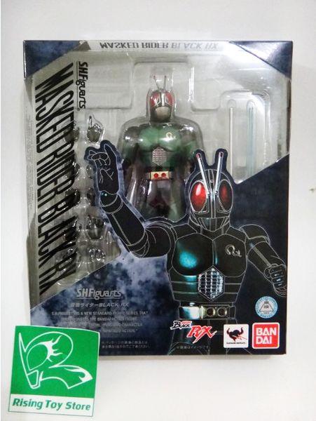 SHF Kamen Rider Black RX