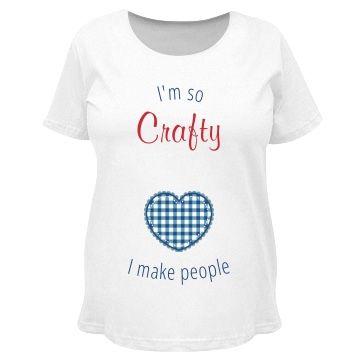 I'm so crafty Custom Maternity wear