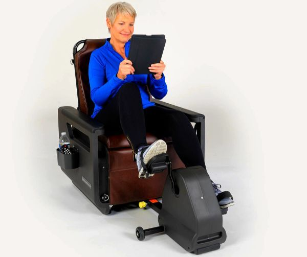 Chairmaster all-in-one fitness regime chair keeps you in great shape