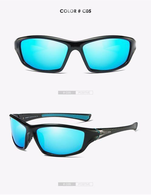 1d17e8a684561 DUBERY Brand Design Polarized Night Vision Sunglasses Men s Retro Male Sun  Glasses For Men Cool Goggles