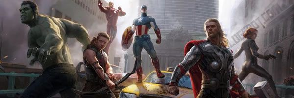 Marvel's The AVENGERS (2012) on DVD, Blu-ray & 3D Blu-ray