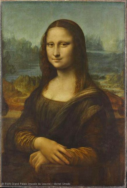 An inspiring article by artist Bernadette Curtin that shows how simply being, connected to who we truly are, can change the world. Picture © RMN-Grand Palais (Musée du Louvre) / Michel