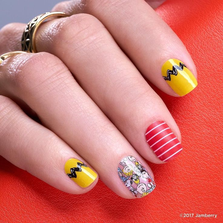 YOU can get this look AT HOME! #peanutscollectionbyjamberry #christinajamsjamberry