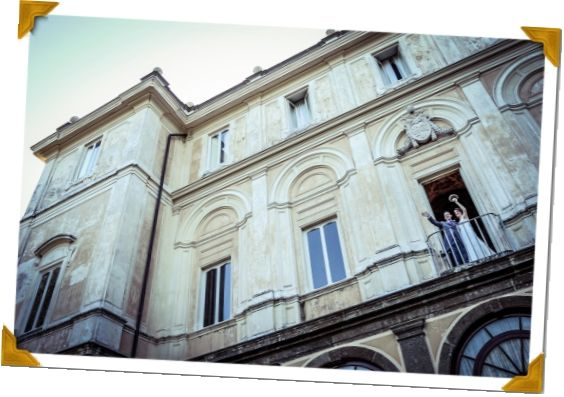 Villa Grazioli | Italy Italian Destination Weddings