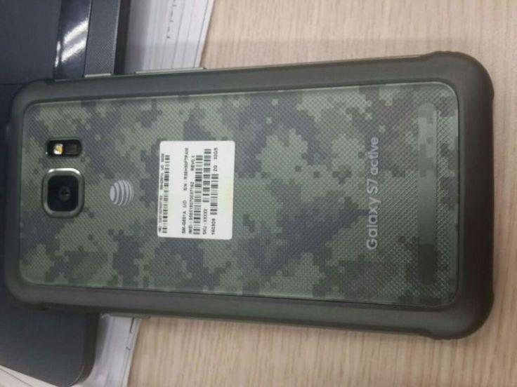 Ver Se filtran fotos del Galaxy S7 Active