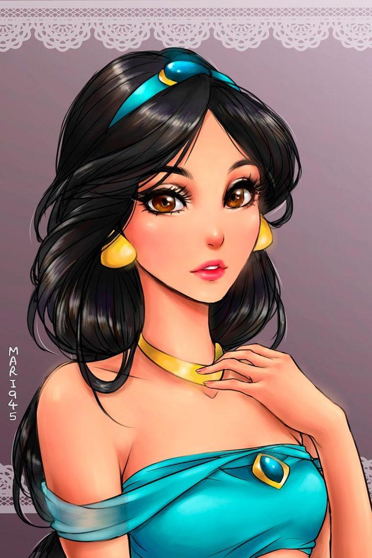 Décidémentles princesses Disney déchainent l'imagination des illustrateurs ! S'il est impossible de publier tous les mashups, parodies et détournements de