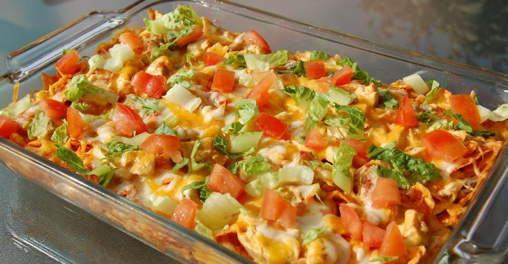 The Kids and Grandkids Will Love This Casserole Featuring Doritos – It's Okay for You to Get Excited!