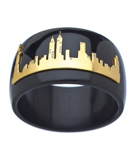 New York Skyline Bangle