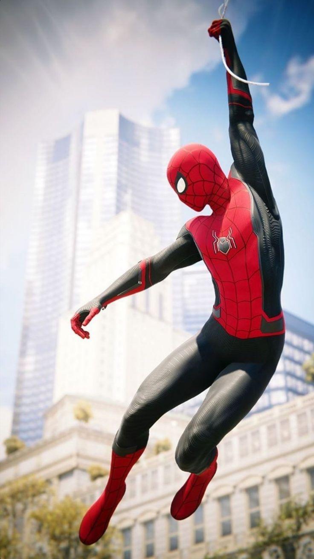 Spider-Man #iphone_wallpaper