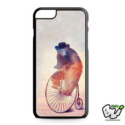 The Morning Ride Art iPhone 6 Plus | iPhone 6S Plus Case