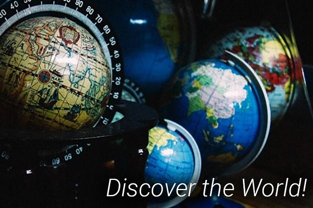 Do you believe you know the world? Test your knowledge