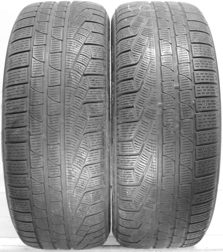 2 2155517 Pirelli 215 55 17 Used Part Worn Tyres Winter 210 215/55 **** 01392 20 30 51 *********