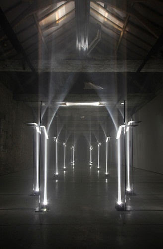 2 | A Grand Architectural Archway, Built With Nothing But Pure Light | Co.Design: business + innovation + design