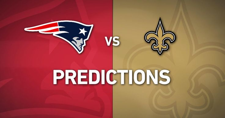 PFW writer Paul Perillo, ESPN's Mike Reiss, and PTW' panelist Scott Zolak and Matt Chatham offer their score predictions for today's Patriots game against the Saints.