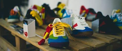 Botas 66 Rainbow Maker: http://www.shooos.com/botas-66-rainbow-maker.html