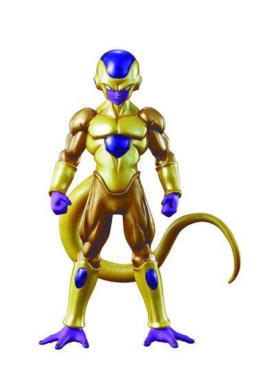 Dragonball Z D.O.D. PVC Statue Golden Freeza 19 cm
