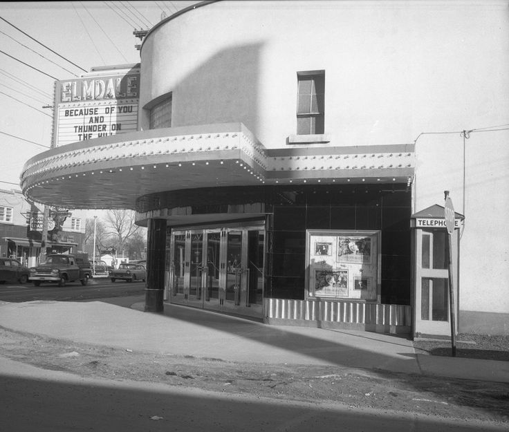 Elmdale Theatre on Wellington St. Saw the Sounds of Music at that theatre