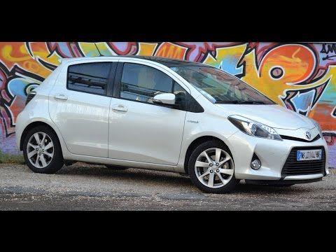 passion voiture hybride: Toyota Yaris Hybride 100 cv