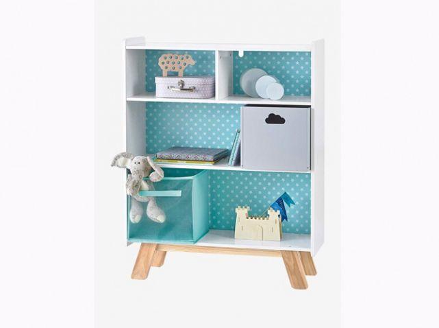 Les 694 meilleures images propos de d co chambre enfants sur pinterest pottery barn kids - Bibliotheque vertbaudet ...