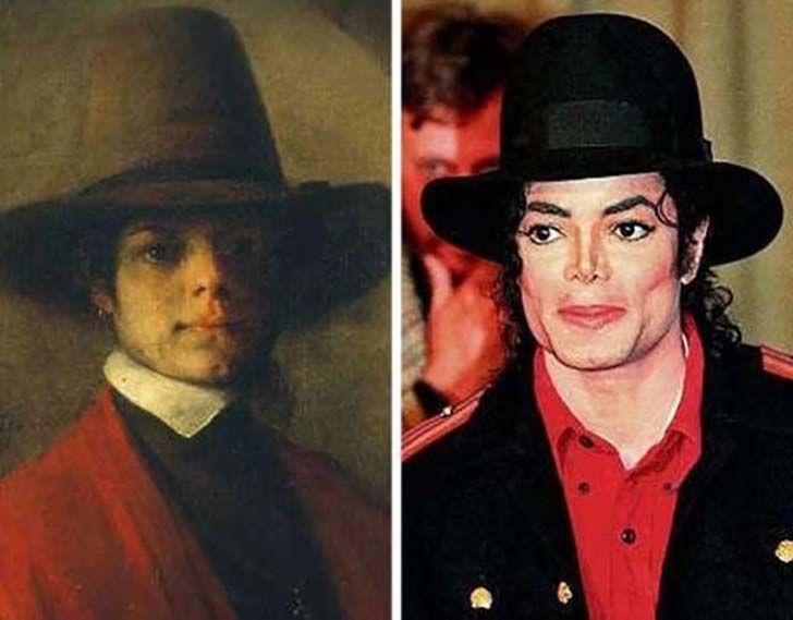 25 Celebrity Doppelgangers From The Past That Will Surprise You - page (24)