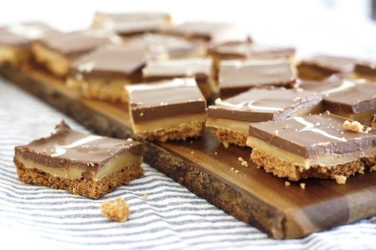 Caramel shortcake – SINNER SUNDAY