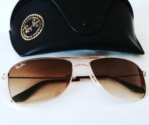 Ray-Ban Brille | Темные очки #fashion #sommer