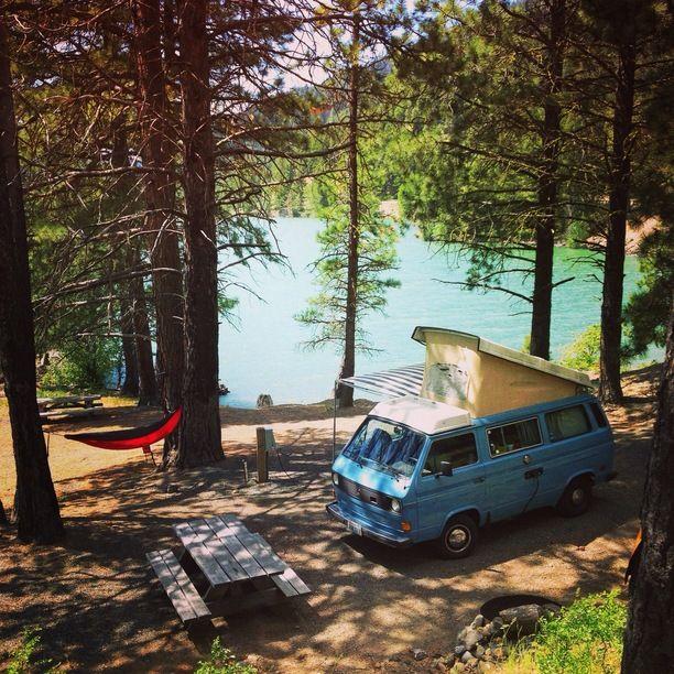 Full hookup camping in washington state