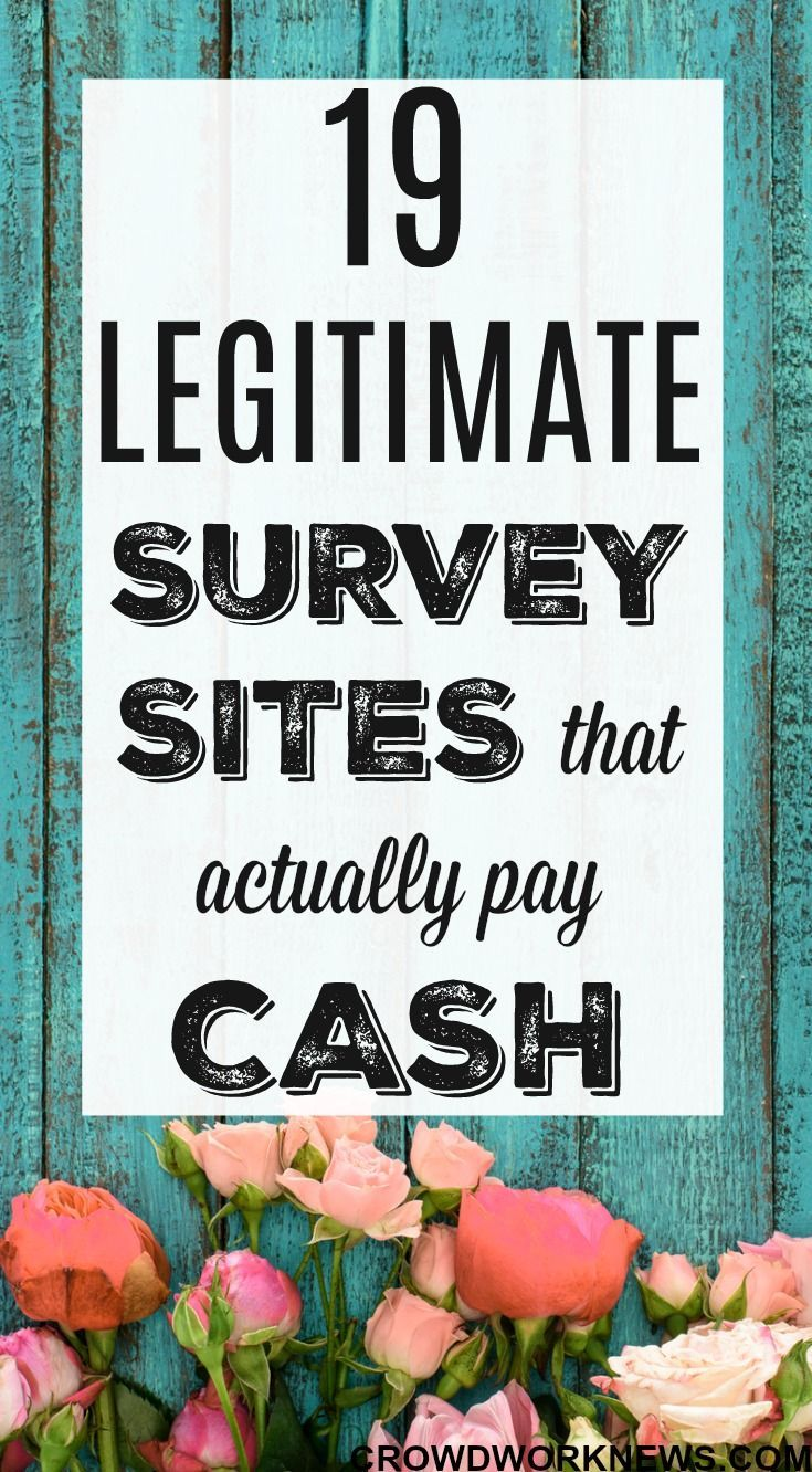 The Ultimate List of Best Paid Survey Sites that Pay Quick Cash
