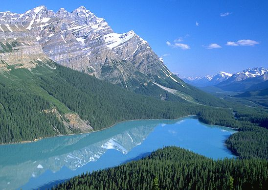 Peyto Lake- Banff