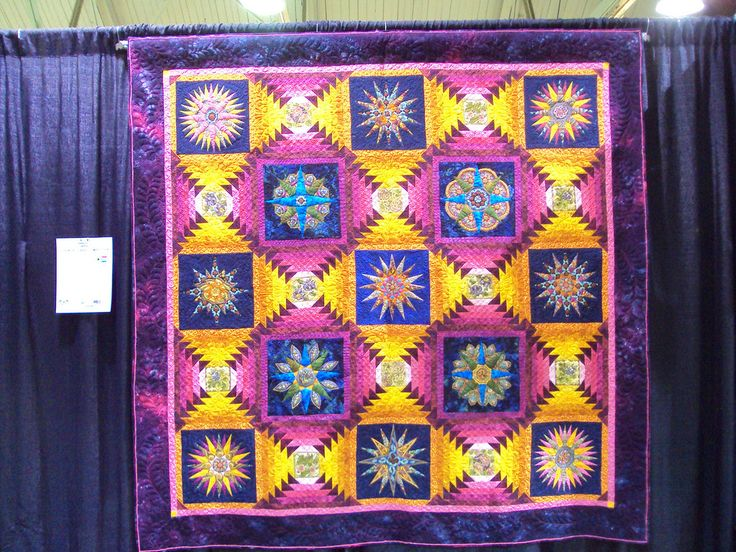 95 best World Quilt Show - New England images on Pinterest | Cloud ... : quilt shows in florida - Adamdwight.com