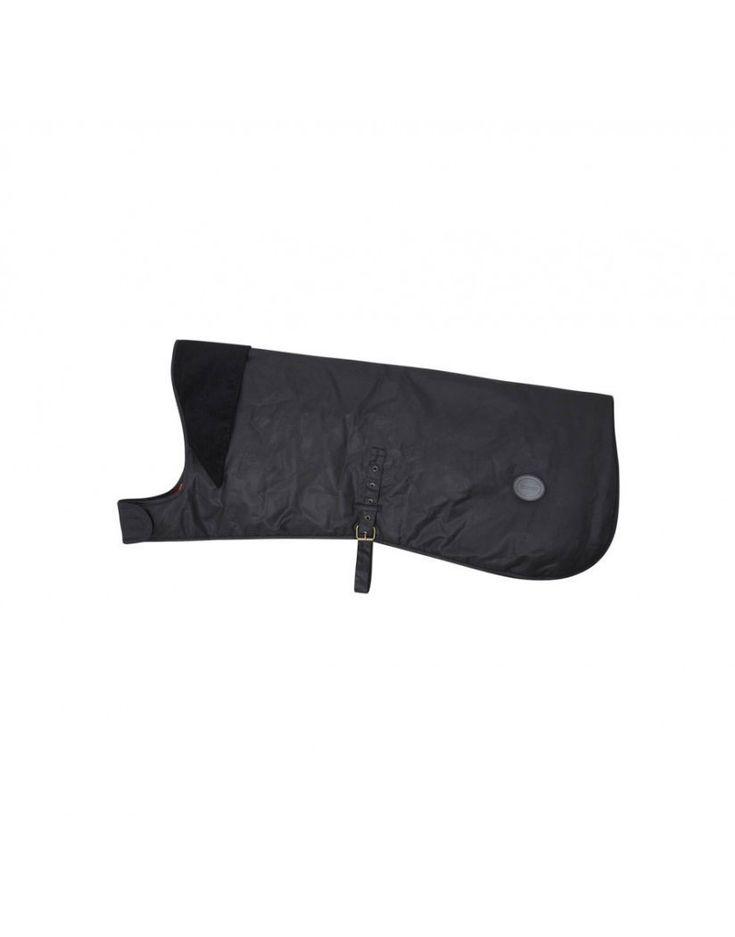 Barbour Wax Dog Coat - Black UAC0005BK71