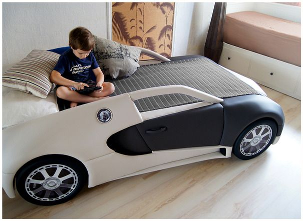 Детские кровати автомобили своими руками