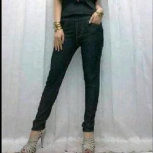 Legging Jeans Street Korean Style