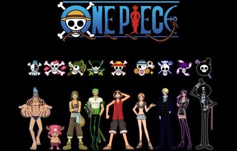 One Piece Friends Wallpaper
