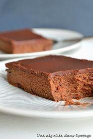 gâteau mascarpone chocolat cyril lignac