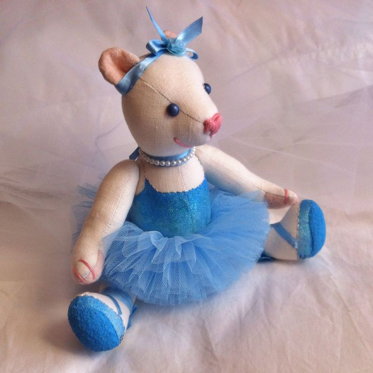 Teddy bear mini (27 cm) MARGOT
