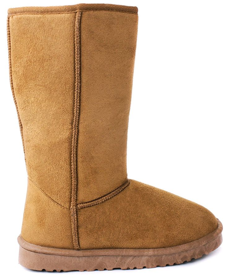 House Faux Suede/Fur Lined Mid Calf Shearling Winter Snow Boots *** Review more details here : Boots Mid Calf