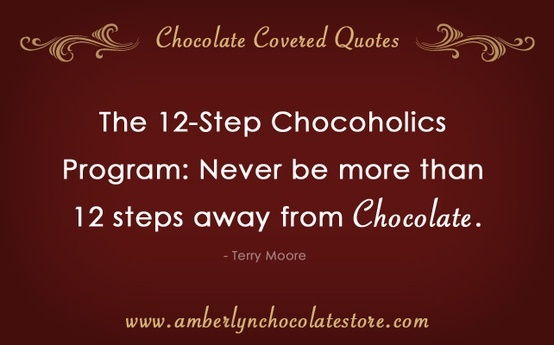 Chocolate Quotes - Simply Stacie