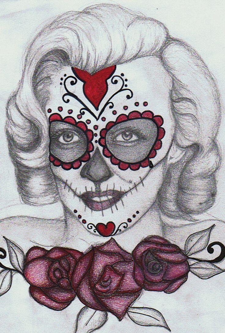 17 Best Santa Muerte Images On Pinterest Tattoo Art