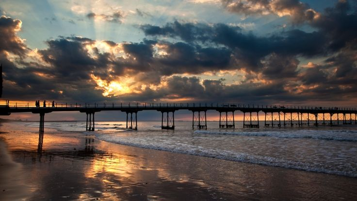 Saltburn-By-The-Sea, Redcar and Cleveland, England