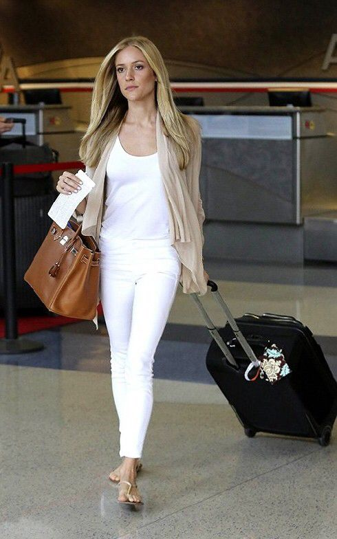 Airport Style Fall Winter Outfits Fashion Style Star